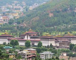 bhutan-view