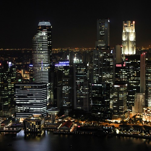 city-singapore-night